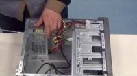 高一信息技术微课视频 台式机电脑组装