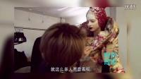 大花袄设计师胡社光现场制作,衣服变潮包