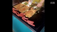 烤冷面的酱怎么调,烤冷面的做法