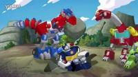 视频: 变形金刚救援机器人 恐龙擎天柱 玩具广告_标清