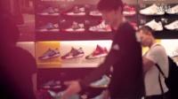 Jeremy Lin林书豪假扮店员卖阿迪运动产品
