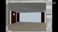 3dmax中式卧室实例(五)【模型云】