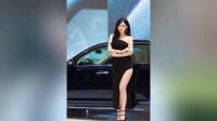 韩国著名车模柳智惠写真