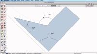 SketchUp 工具栏系列 Arc - 弧形工具 视频教程