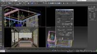 3Dmax室内效果制作教程 第二十二章  参数调整