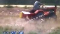 小四轮收割机水稻黄豆收割机秸秆作物青草收割机