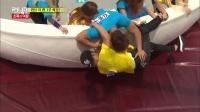 饭碗争夺战 黄蓝两队群魔乱舞 150712 Running Man