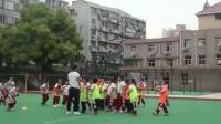 小学三年级体育优质课教学视频 投掷:双手前抛实心球3—2