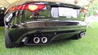 捷豹F-Type V8 R Coupe给力声浪