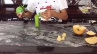(默爱美食屋)默爱教你做酸奶巧克力苹果雪糕