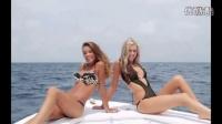 美人与鱼 比基尼美女钓鱼海钓照片视频集锦 太美 诱惑! 可疑的的美容院剧情