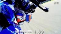 鸿胜国际官方MotoGP德国站精彩瞬间:罗西发车强势 铃木队友相杀