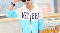 男士防晒衣服夏季户外防紫外线超薄款情侣皮肤衣男韩版风衣外