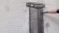 铅笔画素描 素描入门教程 人物素描
