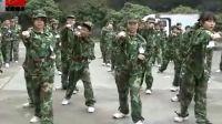 军歌嘹亮香港九龙塘学校军训体验营