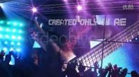 星星原宿演唱会劲爆流行绚丽多彩片头AE模版3Td000122