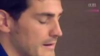 视频: 卡西利亚斯告别皇马发布会球探网即时比分