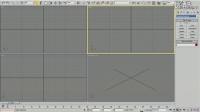 3dmax视频教程-02面板介绍