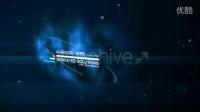 超炫星空背景展示片头AE模板3TA000115
