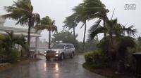 2015年台风红霞5月10日登陆菲律宾圣安娜地区(Santa Ana)实录