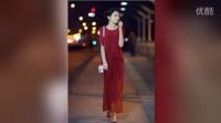 酒红色连衣裙 : 酒红色连衣裙图片及搭配,酒红色连衣裙价格