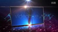 美女酷炫光效视频AE模版3Tc000259