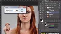 PS教程PS色彩搭配PS画笔运用PS海报PS制作-撕脸3