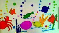 幼儿园墙饰布置