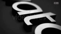三维Logo演绎金属光泽AE模版3TB000318