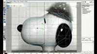 【上海幻维数码提供】用Maya做Snoopy模型1