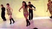 北京车展 中西合璧 美女热舞