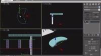 3DSMAX2010实例视频教程第03课 二维转三维之挤出和车削命令的使用