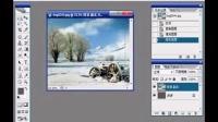 PS教程案例教学视频-仿真邮票制作