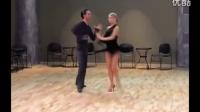 02-尤莉娅恰恰舞基本变化步教学《舞序》