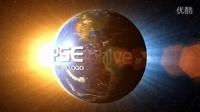 新闻联播地球转动AE模版3Tc000327