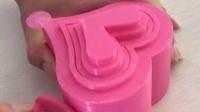 3D打印机打印模型组装成品视频