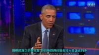 【囧司徒每日秀】奥巴马专访,囧叔吐槽奥巴马医改的谎言 @柚子木字幕组