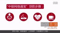 企业金融宣传视频 信贷宣传片手绘动画 中国银行网上银行flash动画短片 LionHD翰狮影视出品