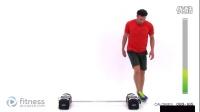 腿部增肌练习(需要杠铃)