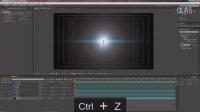 AE自带光效滤镜使用视频教程 附教程所用AEP源文件