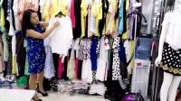 夏装新款女装低价15元看货视频品牌折扣尾货特卖场货源