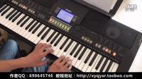 同桌的你> 阿荣电子琴弹唱速成技法书图片