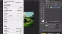 PS教程平面设计培训视频-高速海报制作1