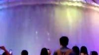 20150725澳门星河酒店砖石大厅水幕表演全程