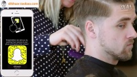 男士背头 贴服感油头 让你的头发很酷的发型