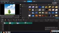 【会声会影X7视频教程】入门篇第十一课 制作生成800×800分辨率的淘宝主图视频