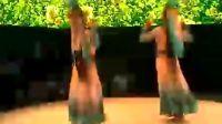超近距离实拍新疆馆歌舞表演!