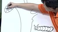 如何学习绘画 铅笔画人物简笔画视频