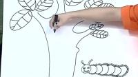 彩铅画入门教程图片 简笔画视频大全