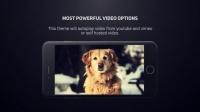 苹果手机应用程序宣传视频 Iphone 6 App AE模板